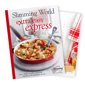 Slimming World's Extra Easy Express