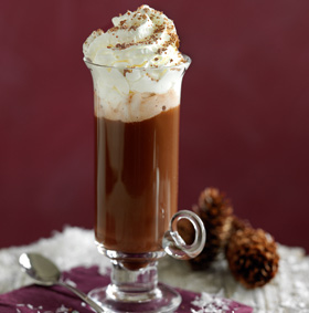 Enjoy seasonal coffees at Slimming World