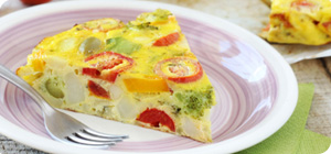Speedy quiche - Recipes - Slimming World