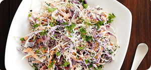 Hot and spicy coleslaw